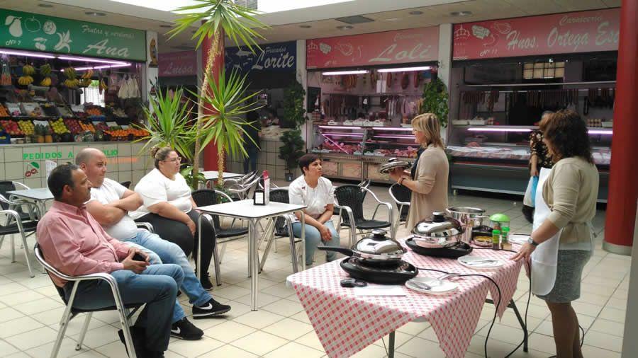 Cultura El Ejido - Demostración de Cocina en vivo, iniciativa ...